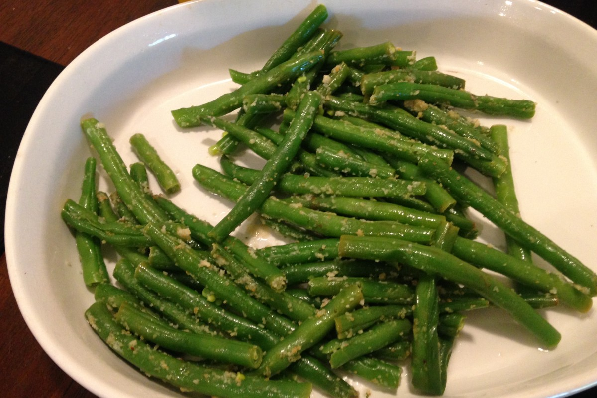 Healthy Eating In: Green Beans