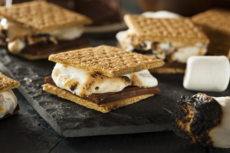 National S'mores Day, and the Scary Reality About Calories